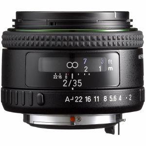 ペンタックス(PENTAX) HD PENTAX-FA 35mmF2