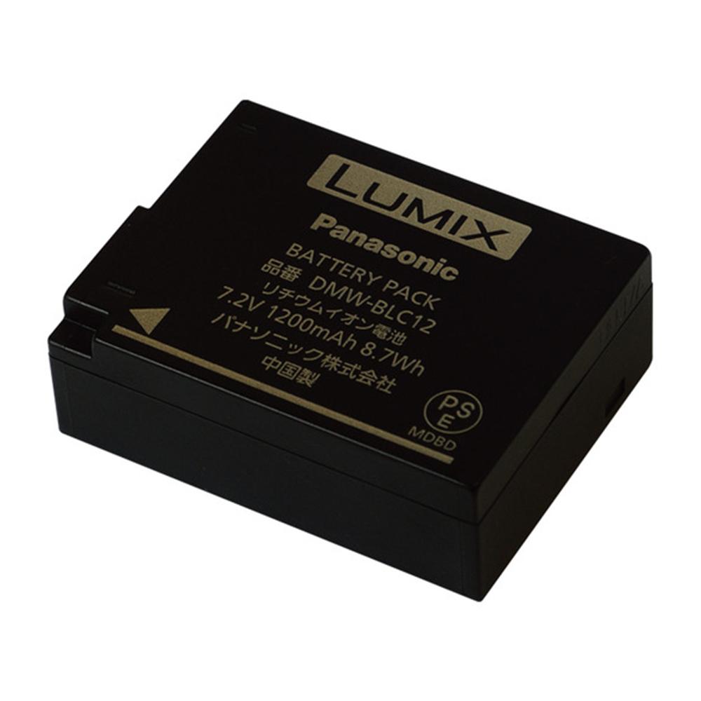 パナソニック(Panasonic) バッテリーパック DMW-BLC12