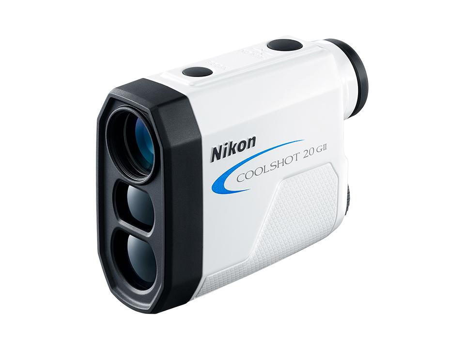 【エントリーでポイント5倍】【2019年4月19日発売】ニコン(Nikon) ゴルフ用レーザー距離計 クールショット20 GII COOLSHOT 20 GII