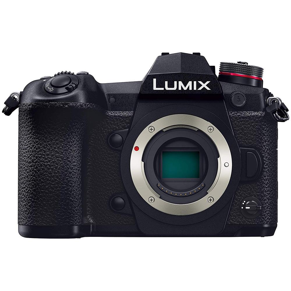 【エントリーでポイント5倍】パナソニック(Panasonic) LUMIX(ルミックス) G9 PRO ボディ DC-G9-K