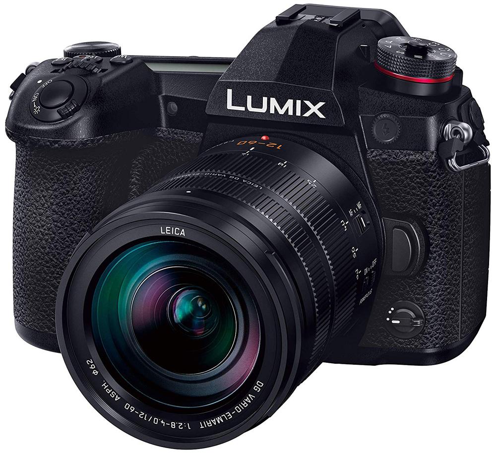 【エントリーでポイント5倍】パナソニック(Panasonic) LUMIX(ルミックス) G9 PRO レンズキット DC-G9L-K