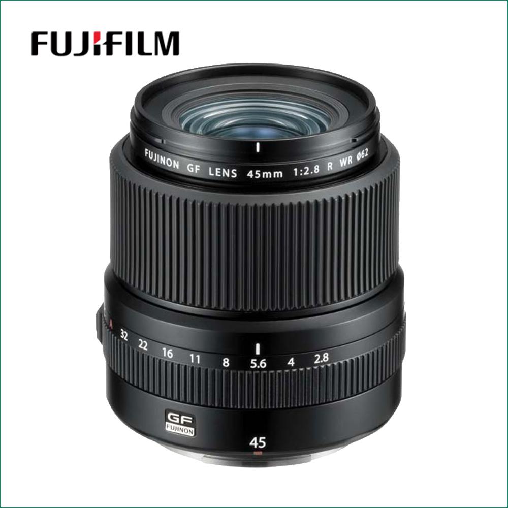 フジフイルム(FUJIFILM) フジノンレンズ GF45mm F2.8 R WR