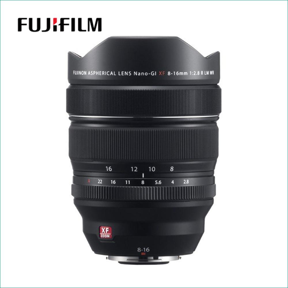 フジフイルム(FUJIFILM) フジノンレンズ XF8-16mmF2.8 R LM WR