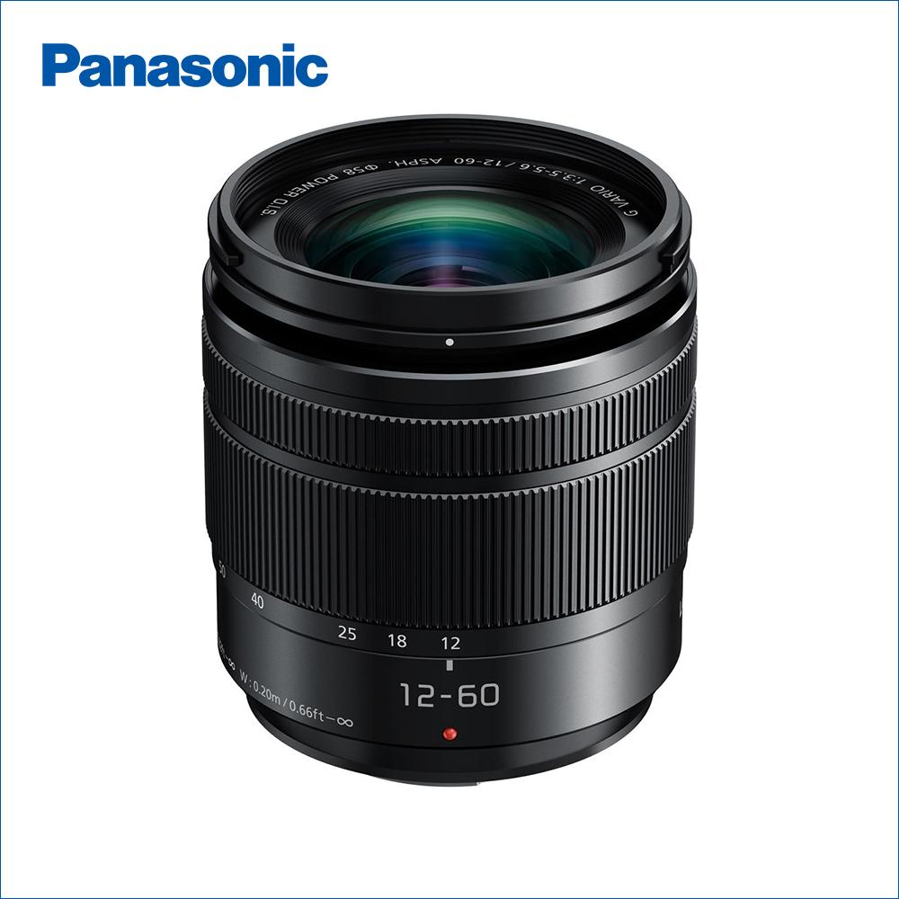 パナソニック(Panasonic) LUMIX G VARIO 12-60mm F3.5-5.6 ASPH.POWER O.I.S. (H-FS12060)