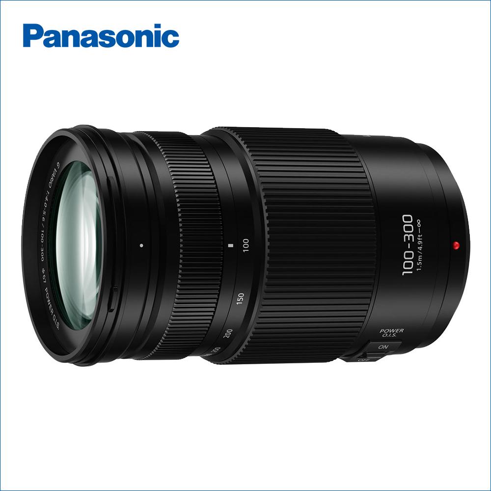 パナソニック(Panasonic)LUMIX G VARIO 100-300mm/F4.0-5.6 II/POWER O.I.S. H-FSA100300