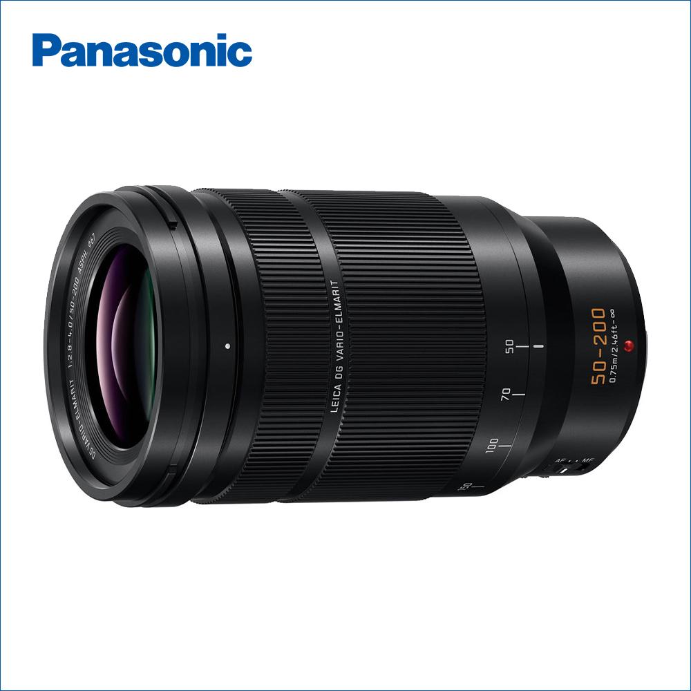 パナソニック(Panasonic) LEICA DG VARIO-ELMARIT 50-200mm/F2.8-4.0 ASPH./POWER O.I.S. H-ES50200