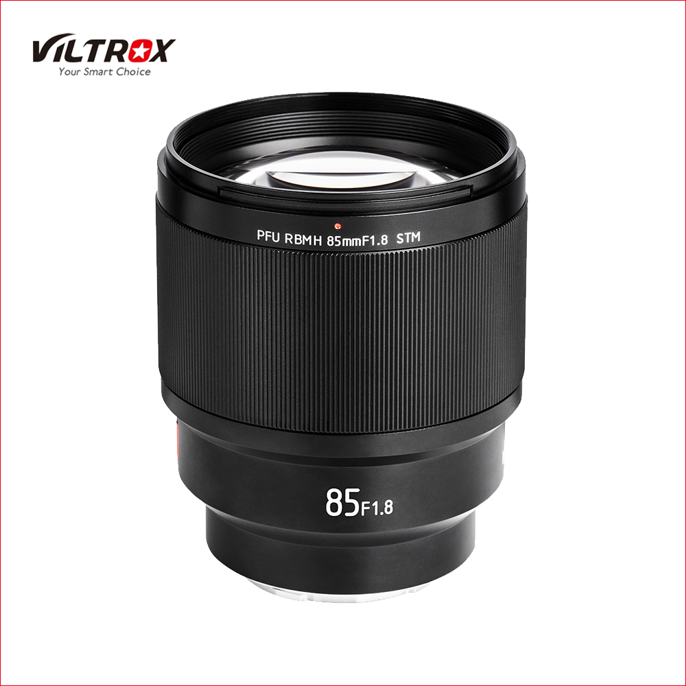 VILTROX(ビルトロックス) PFU RBMH 85mm F1.8 STM (VA8518E) ソニーα[Eマウント]用 / フルサイズ対応