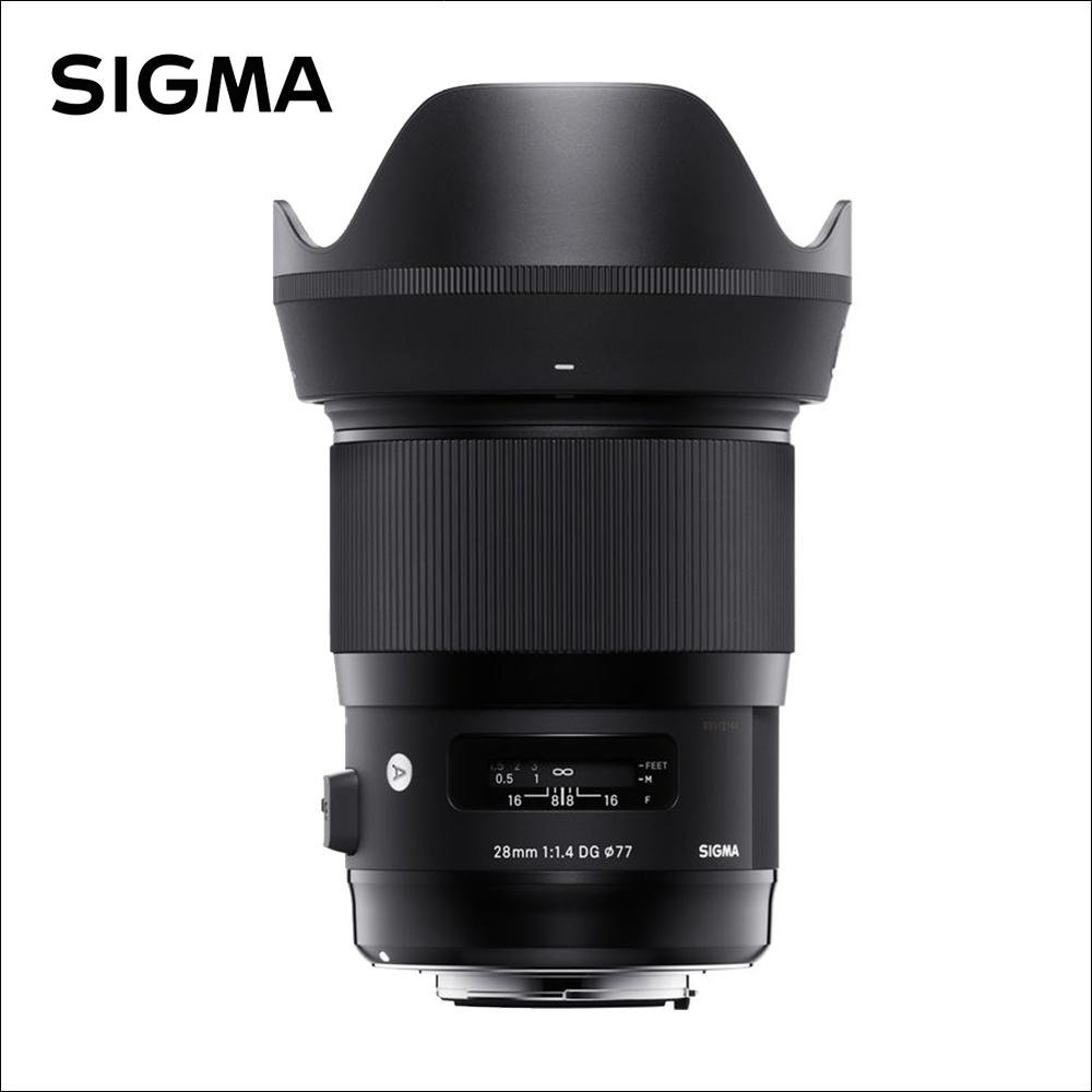 超特価激安 シグマ(Sigma) 28mm F1.4 DG HSM   Art(アート) キヤノンEFマウント用, 岩美郡 4fdb2753