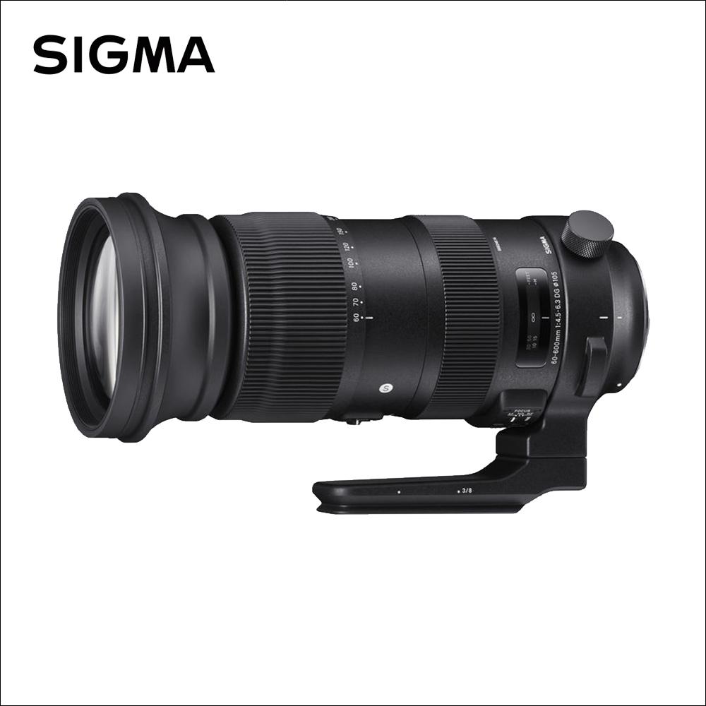 シグマ(Sigma) 60-600mm F4.5-6.3 DG OS HSM   Sports(スポーツ) ニコンFマウント用