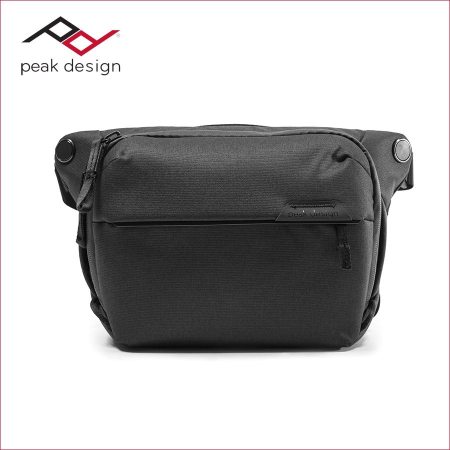ピークデザイン(peak design) エブリデイスリング 6L ブラック BEDS-6-BK-2