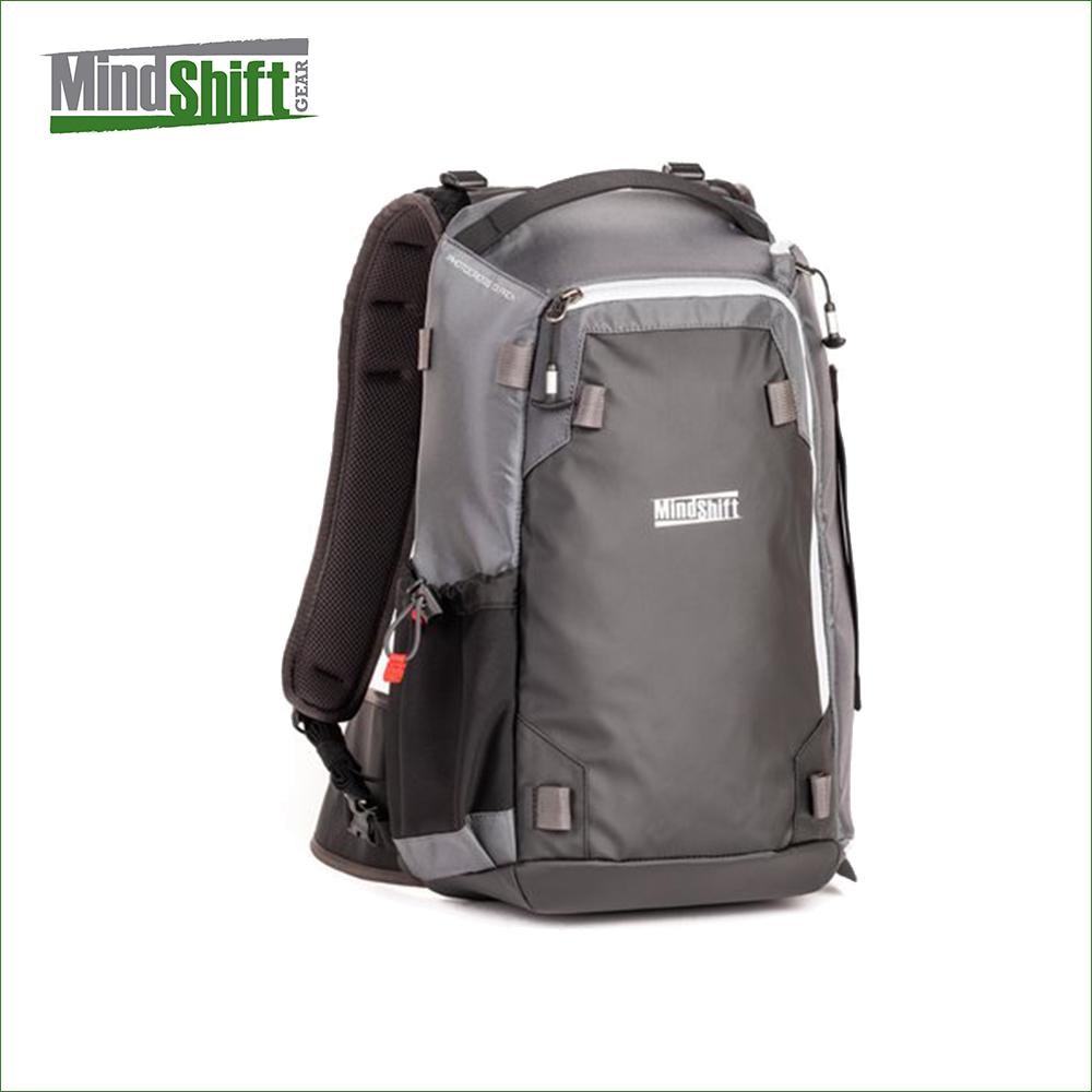【キャッシュレス5%還元対象店】 MindShiftGEAR(マインドシフトギア) PhotoCross(フォトクロス) 13 Backpack カーボングレー