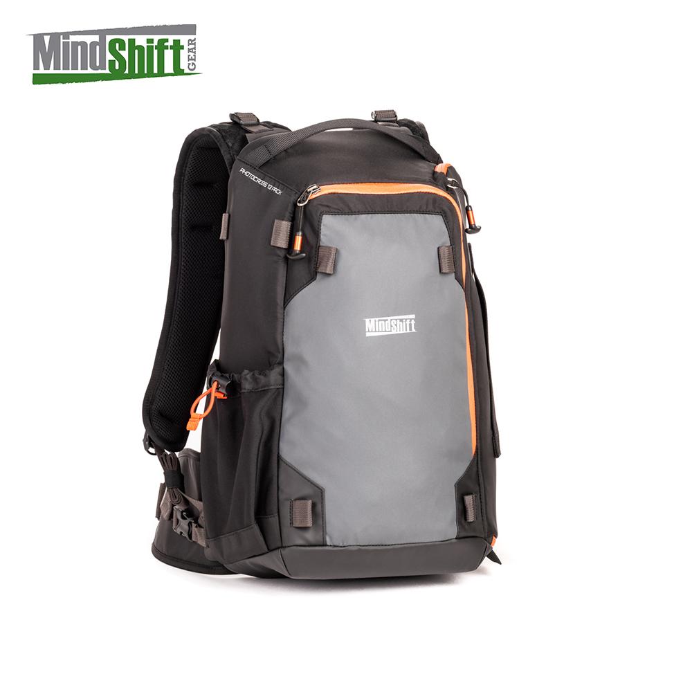 【キャッシュレス5%還元対象店】 MindShiftGEAR(マインドシフトギア) PhotoCross(フォトクロス) 13 Backpack オレンジエンバー