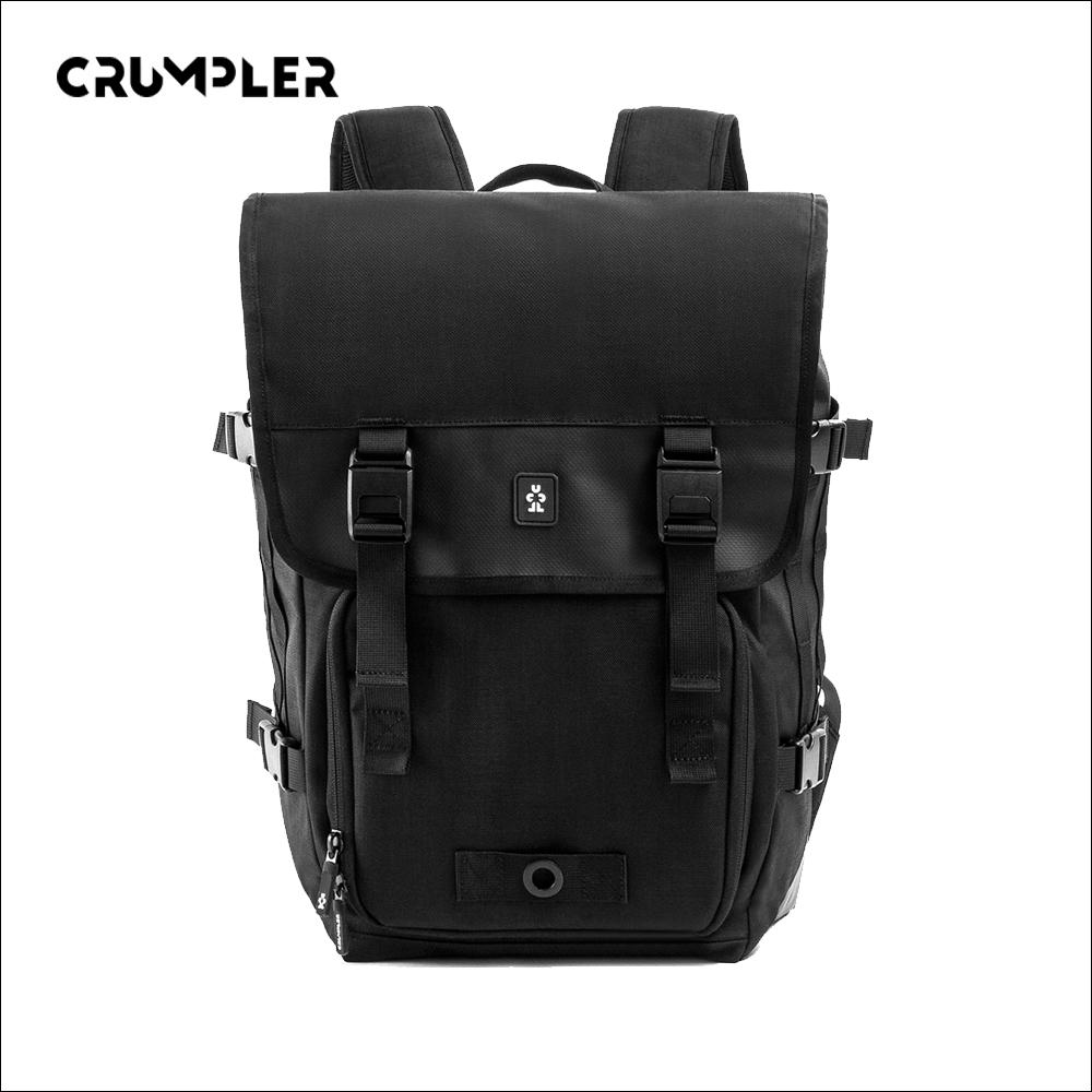 【キャッシュレス5%還元対象店】 クランプラー(crumpler) フロントロウカメラハーフバックパック (FrontRow Camera Half Backpack)