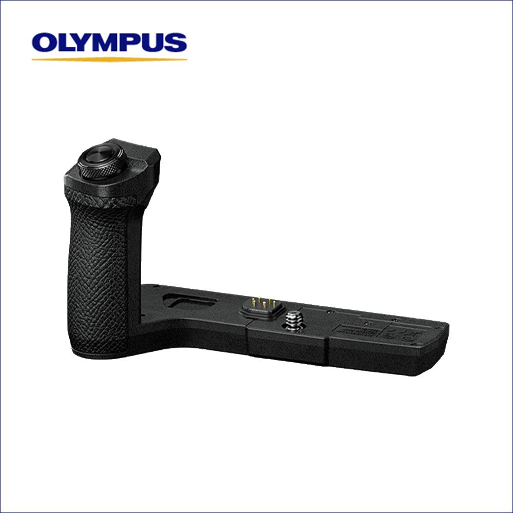 オリンパス(OLYMPUS) 外付けグリップ ECG-5(E-M5 Mark III 用 カラーバリエーション無し)