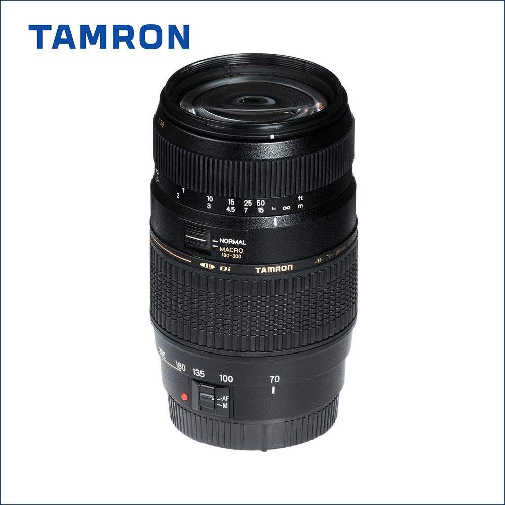 タムロン(TAMRON) AF 70-300mm F/4-5.6 Di LD Macro (A17)キヤノンEFマウント用