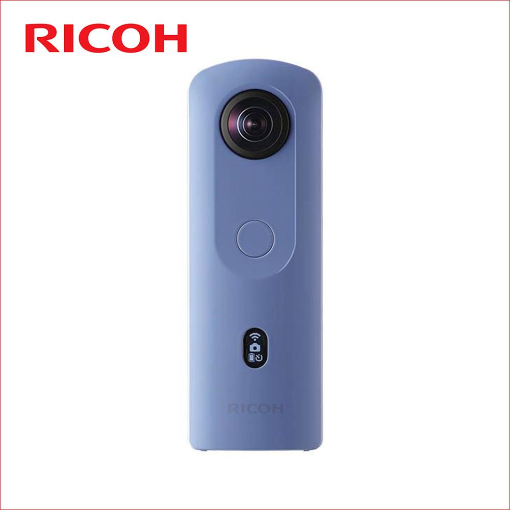 リコー(RICOH) 全天球撮影カメラ THETA SC2 (シータ SC2) ブルー