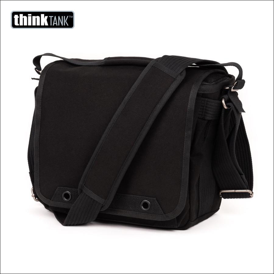 シンクタンクフォト(thinkTANKphoto)レトロスペクティブ10 V2.0 ブラック (Retrospective10 V2.0) 一眼レフ・ミラーレス用ショルダーバッグ