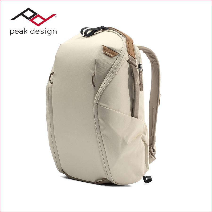 ピークデザイン(peak design) エブリデイバックパック ジップ15L ボーン  BEDBZ-15-BO-2