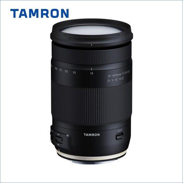 タムロン(TAMRON) 18-400mm F/3.5-6.3 Di II VC HLD (Model B028E) キヤノンEFマウント用(APS-Cサイズ用)