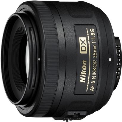 【エントリーでポイント5倍】ニコン AF-S DX NIKKOR 35mm F1.8G