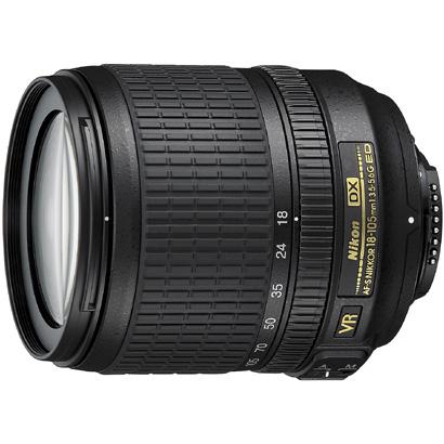 【エントリーでポイント5倍】ニコン AF-S DX 18-105mm F3.5-5.6G ED VR
