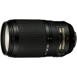 ニコン AF-S VR Zoom Nikkor ED 70-300mm F4.5-5.6G(IF)