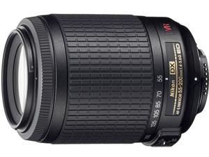 【エントリーでポイント5倍】ニコン AF-S DX VR Zoom Nikkor ED 55-200mm F4-5.6G(IF)