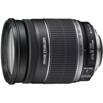 キヤノン(Canon) EF-S18-200mm F3.5-5.6 IS