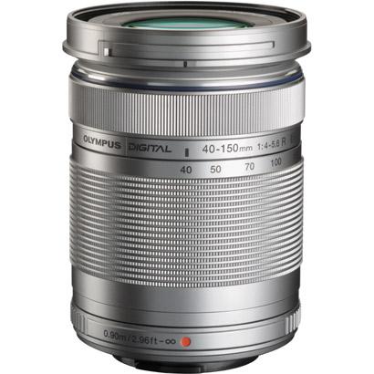 オリンパス(OLYMPUS) 交換レンズ M.ZUIKO DIGITAL ED 40-150mm F4.0-5.6 R シルバー