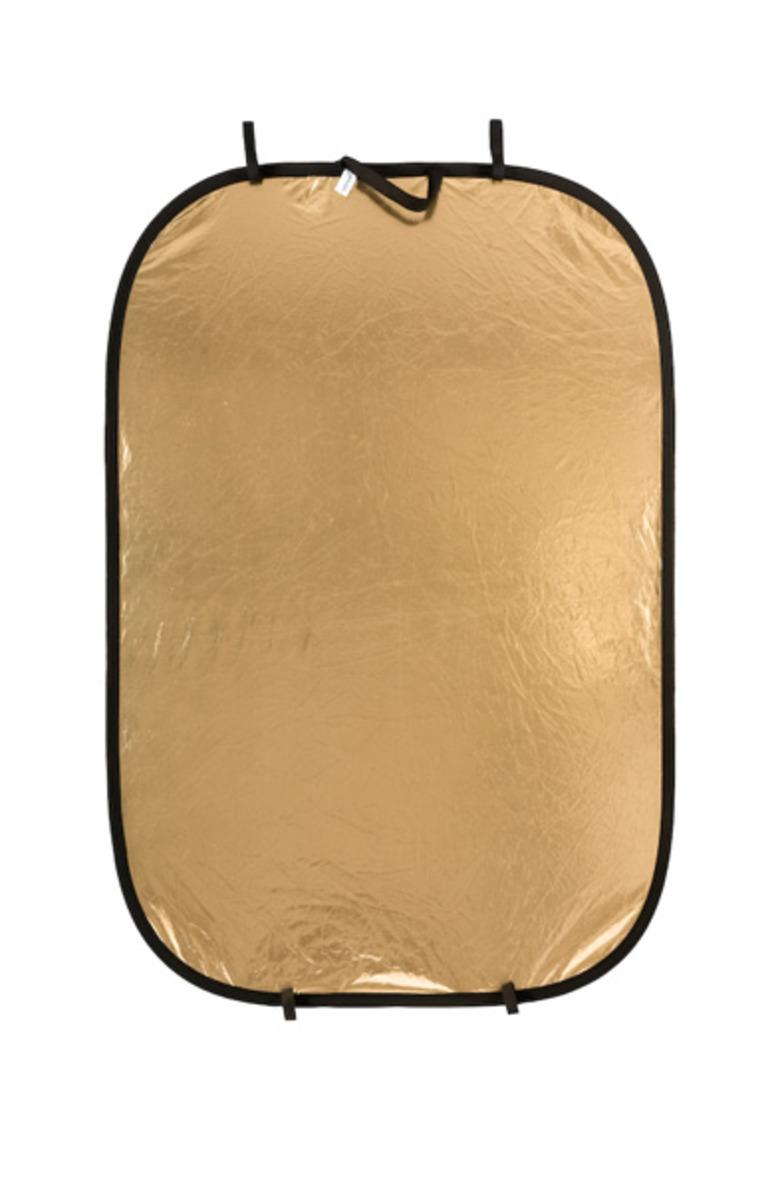ラストライト(Lastolite) パネライト・リフレクター 180×120cm ゴールド/ホワイト LR7241