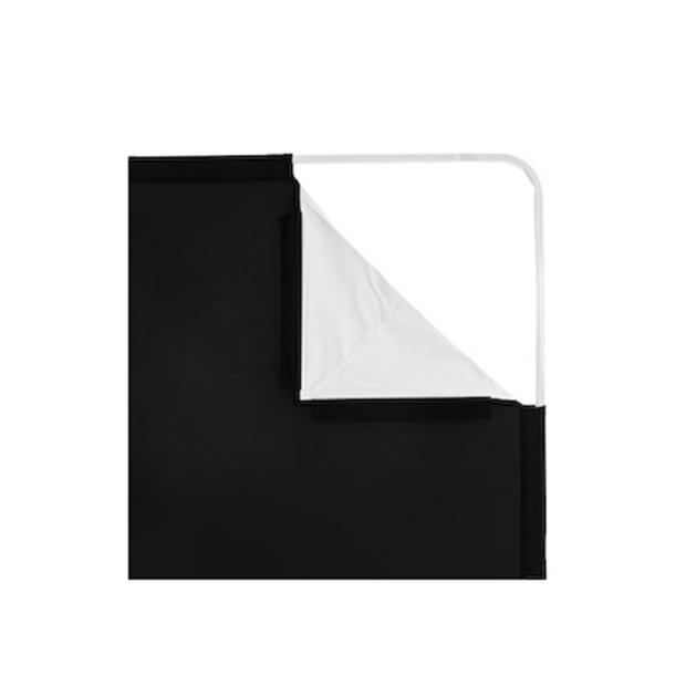 ラストライト(Lastolite) スカイライト ファブリック M(1.1×2.0m) ブラック/ホワイト LR81221