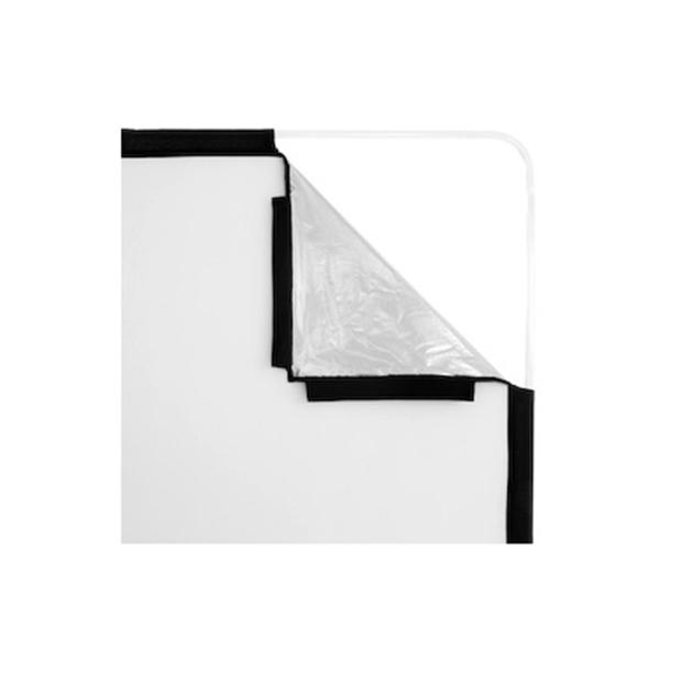 ラストライト(Lastolite) スカイライト ファブリック M(1.1×2.0m) シルバー/ホワイト LR81231