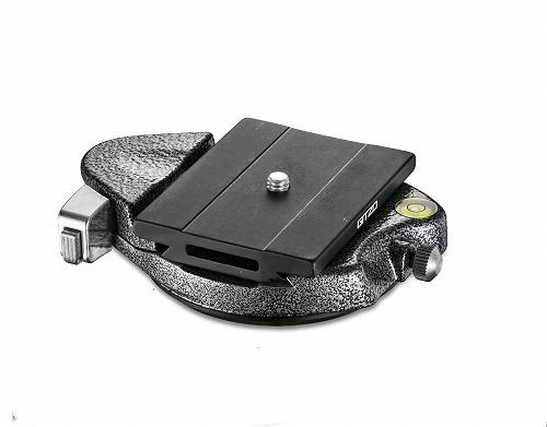 【エントリーでポイント5倍】ジッツォ(gitzo) クイックリリースアダプター5型D GS5760D
