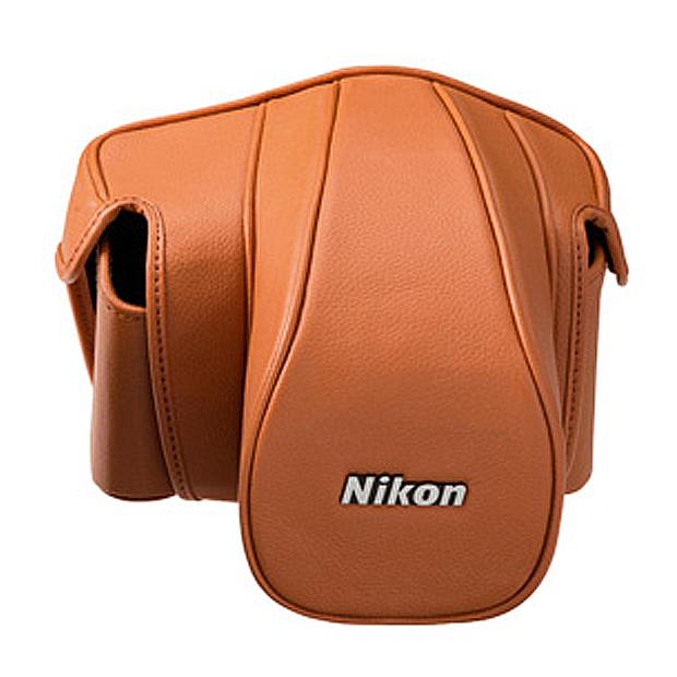 ニコン(Nikon)セミソフトケース CF-DC6ブラウン