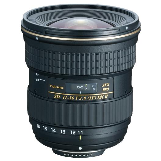 トキナー (Tokina) AT-X 116 PRO DXII  11-16mm F2.8(IF) ASPHERICAL キヤノンEFマウント