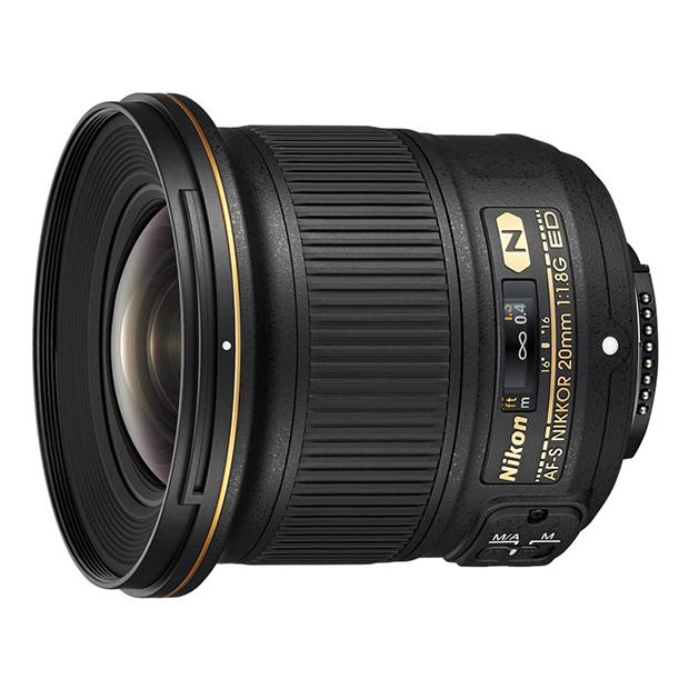 ニコン(Nikon) AF-S NIKKOR 20mm f/1.8G ED