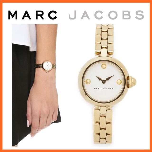 【正規品】Marc Jacobs 新作 marc jacobs マーク・ジェイコブス Marc Jacobs 時計 マークジェイコブス 時計 マーク時計 Marc Jacobs Courtney Watch レディース時計 ブランド時計 プレゼント 時計 ペアウォッチ アナログ腕時計 【並行輸入】【中古】【未使用】