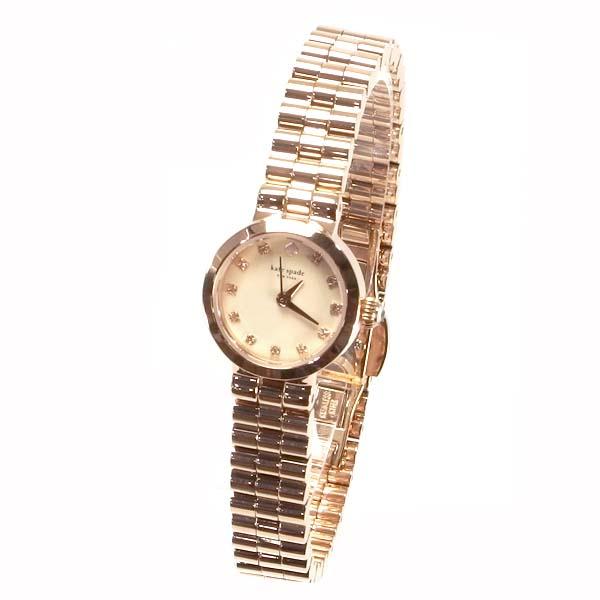KATE SPADE ケートスペード 時計 ウォッチ KS1YRU0921 レディース時計 腕時計 ブランド 時計 ステンレススチール ケース ステンレススチール ベルト