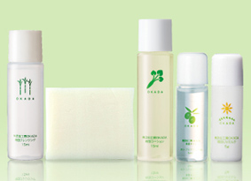Convincing additive-free cosmetics 4 ☆ starter set / person-like set of 2 limited price 50% off