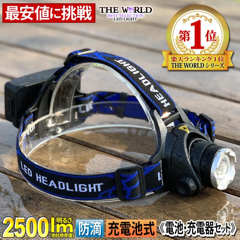 【防災グッズにも】キャンプ、釣りなどアウトドアにあると便利な、おすすめのヘッドライトを教えて