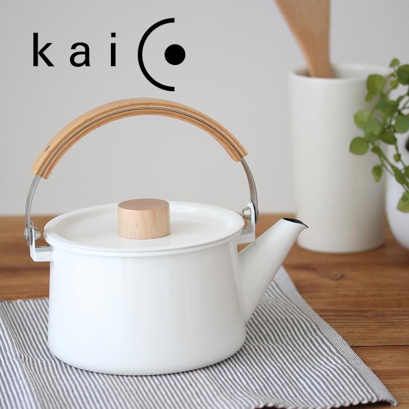 速くおよび自由な 【LINEでクーポン】 「kaico ケトル 1.45L」【ケトル 北欧 おしゃれ ケトル ホーロー おしゃれ インテリア アウトドア ケトル おしゃれ コーヒー ホワイト デザイン 琺瑯 一人暮らし カイコ 日本製】, ALLURE bf94f4fc