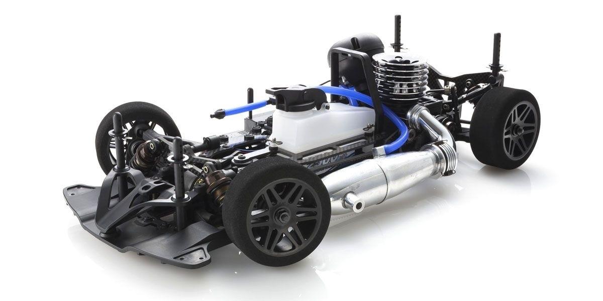京商 1/10ハイエンドエンジンツーリングカー V-ONE R4 Evo.2 組立キット