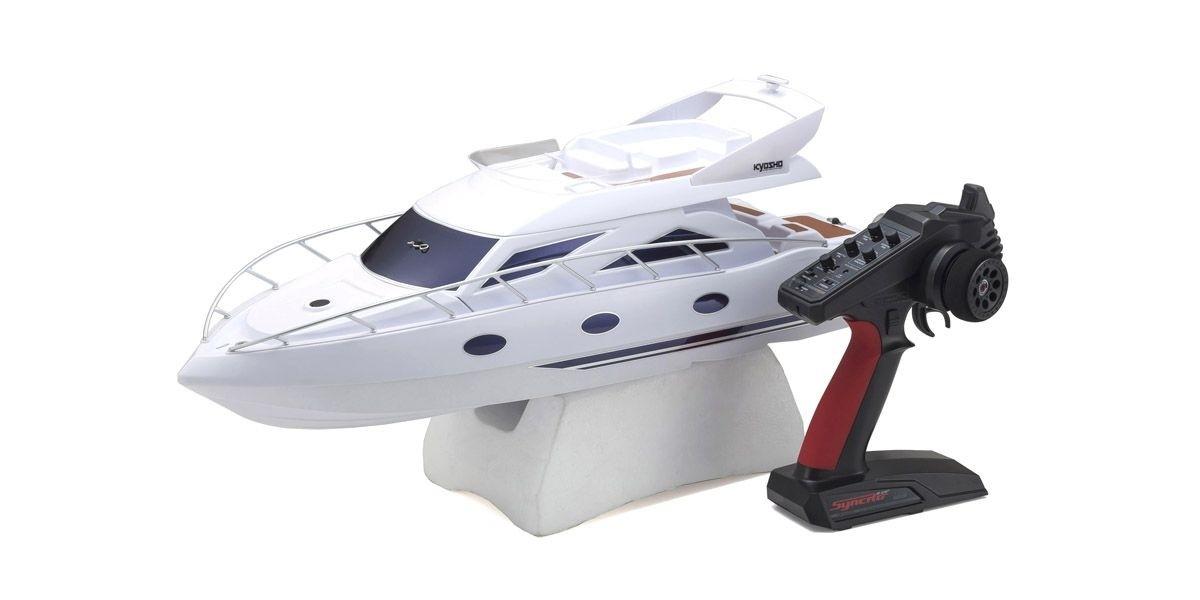 京商 電動ボート MAJESTY600 r/s KT-231P+付 40133