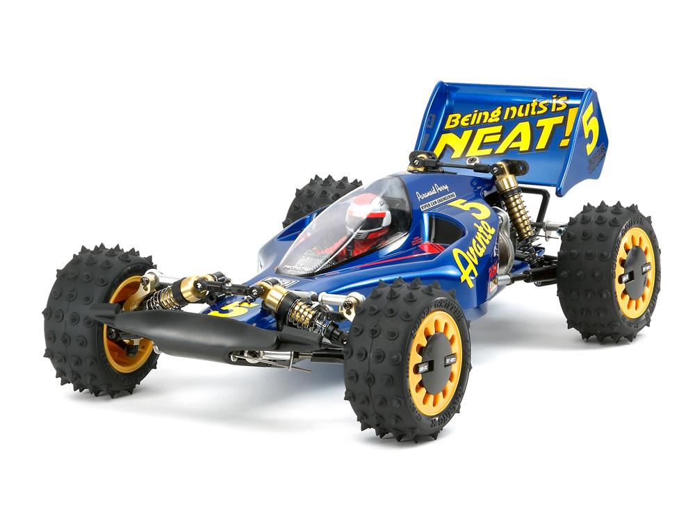 TAMIYA 1/10 RC 4WDレーシングバギー AVANTE 組立キット (2011) 限定生産
