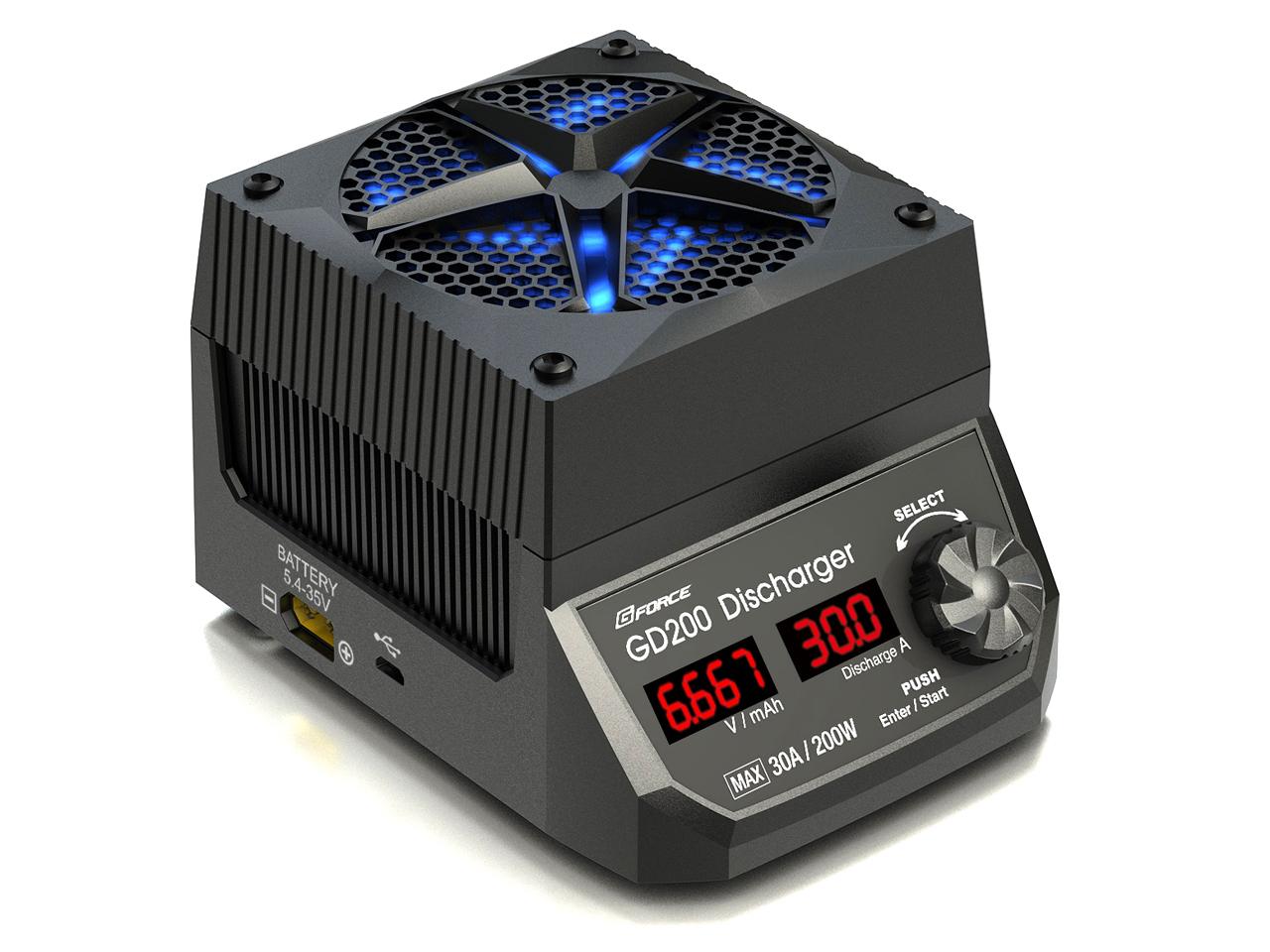 GFORCE 放電器 GD200