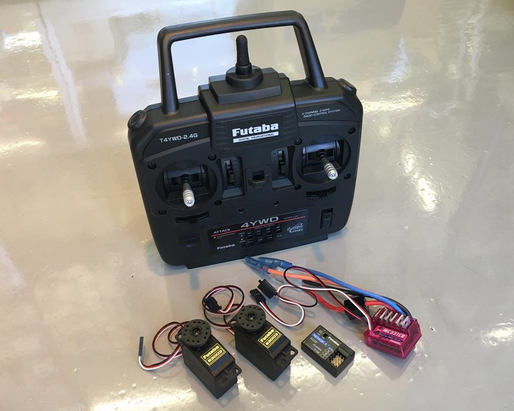 フタバ 4YWD ATTACK 4YWD ATTACK フタバ MC331CR, インポートショップeウエアハウス:018dad8b --- officewill.xsrv.jp