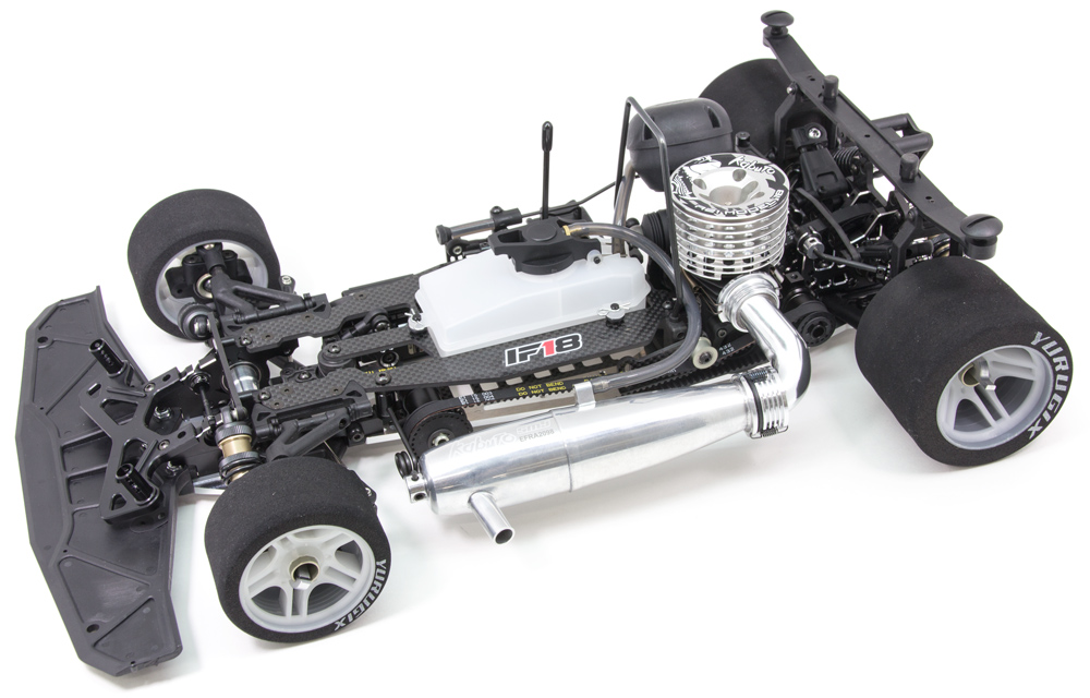 インフィニティ 1/8 Racing Car IF18 キット