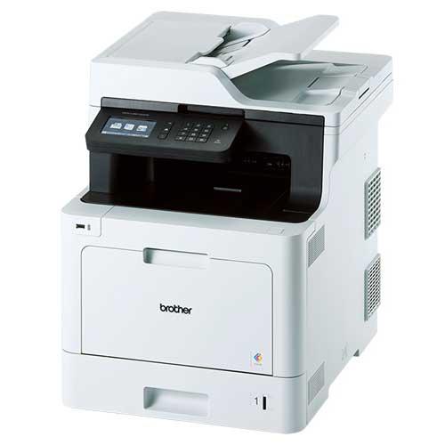【新品】ブラザー A4カラーレーザー複合機 JUSTIO MFC-L8610CDW