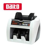 【新品】ダイト 異金種検知付紙幣計数機 DN-700D