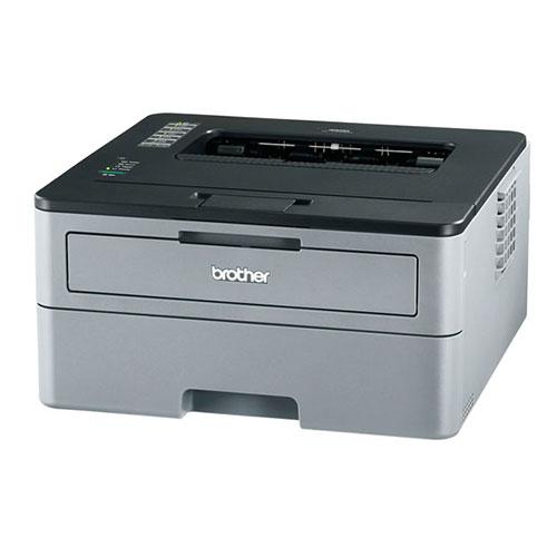 【新品】ブラザー A4対応モノクロレーザープリンタ JUSTIO HL-L2330D